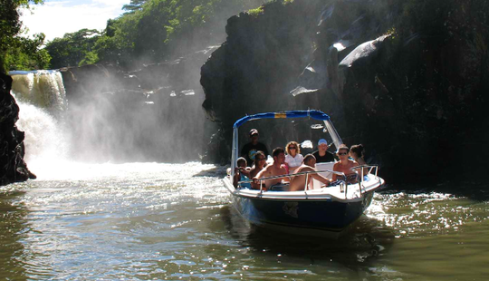 Best Sightseeing Boat Tour In Flic En Flac, Mauritius