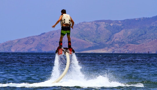 Enjoy Flyboarding In Vereeniging, South Africa