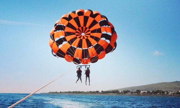 Enjoy Parasailing in Vereeniging, South Africa