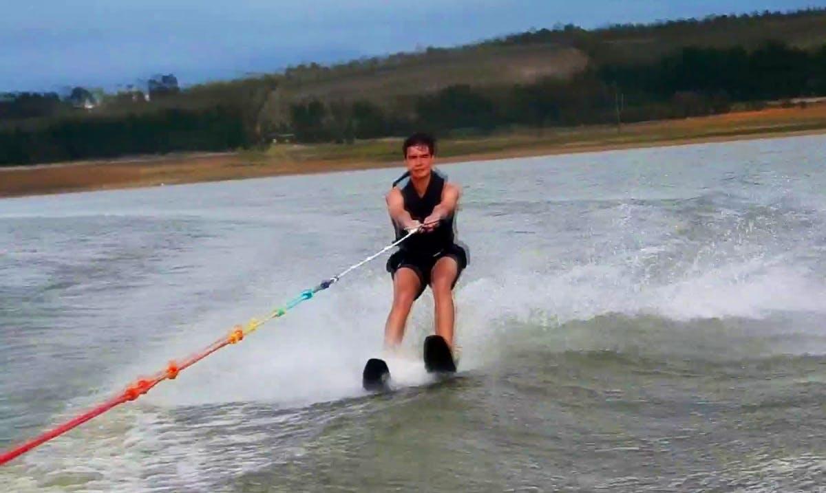 Water Skiing in Vereeniging, South Africa