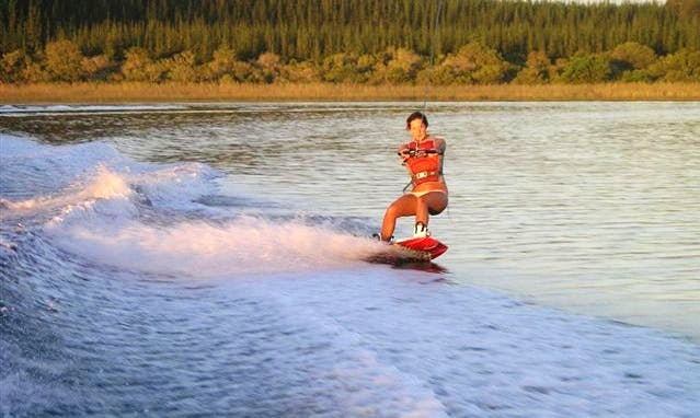 Enjoy Wakeboarding in Vereeniging, South Africa