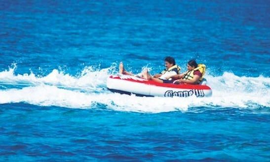 Enjoy Tube Rides In Trou D'eau Douce, Mauritius