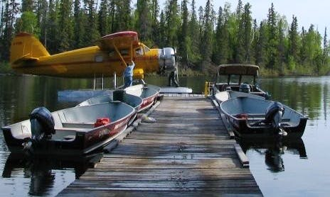 Fishing Trips in Flin Flon, Canada