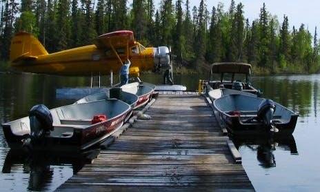 Fishing Trips in Flin Flon, Canada