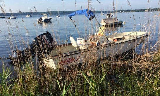 All Around Powerboat For 6 (comfortable).  Great For Fishing Or Just Cruising Around Annapolis