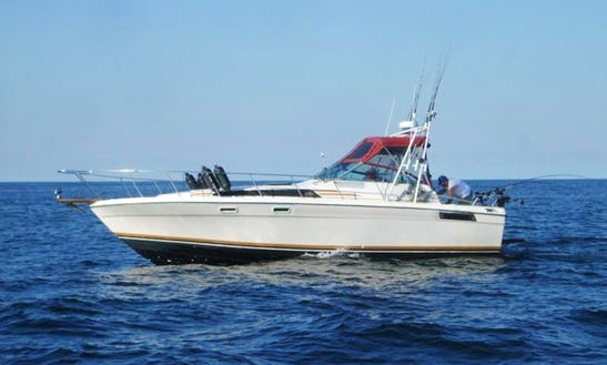 32' Sport Fish Luxury Yacht In Ucluelet