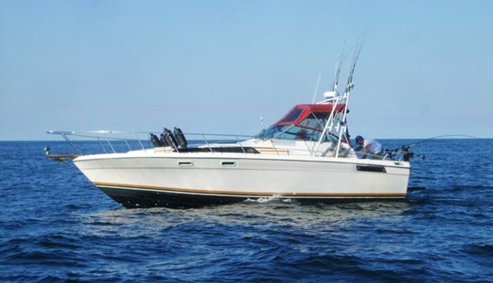 32' Sport Fish Luxury Yacht In Ucluelet