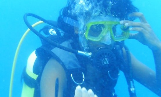 Enjoy Diving Courses In Tamarin, Mauritius