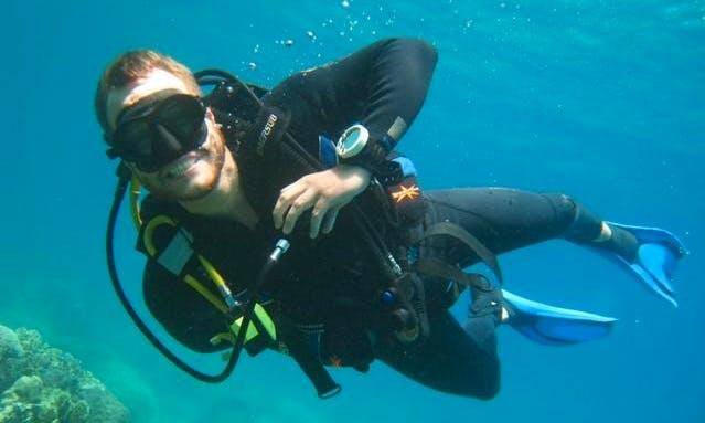 Discover Scuba Diving in Thành phố Nha Trang, Vietnam