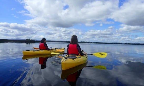Enjoy Kayak Trail Tours In Tipperary, Ireland
