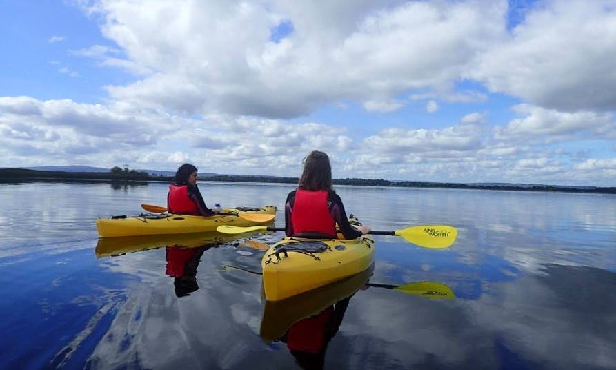Enjoy Kayak Trail Tours In Tipperary, Ireland