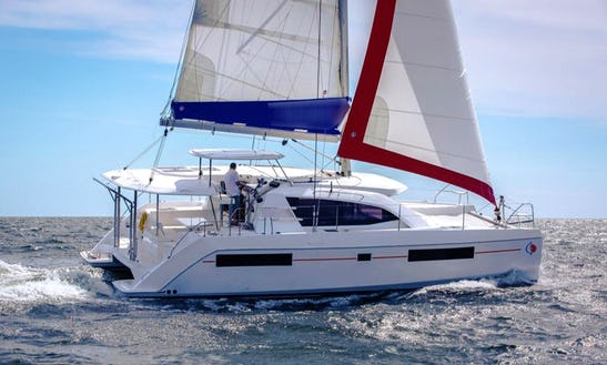 Sailing Catamaran Sunsail 404 - Day Charter And Charter In Dubrovnik