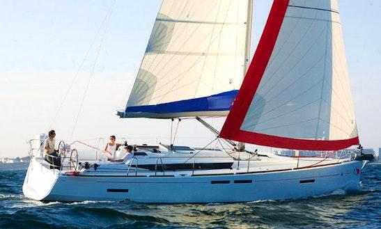 Sailing Boat Sunsail 41 - Jeanneau Sun Odyssey 409 - In Dubrovnik