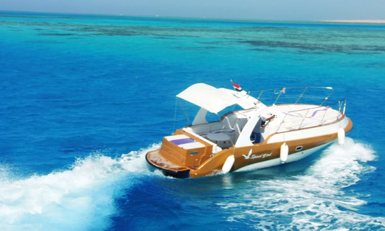 Speedboat Tour For 9 People In Red Sea Governorate, Egypt!