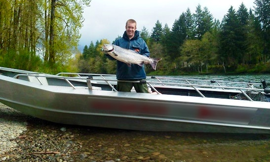 Guided Fishing Trips In Tacoma, Washington