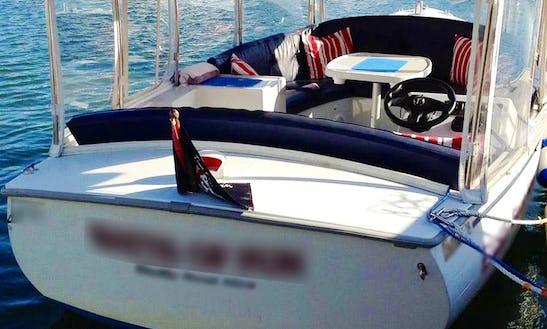 Enjoy The Gold Coast Skyline Views On Self-drive Boats