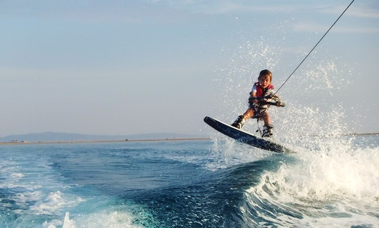 Wakeboarding For All Ages In Red Sea Governorate, Egypt