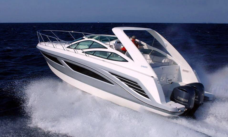 Charter a Motor Yacht in Lagos, Nigeria