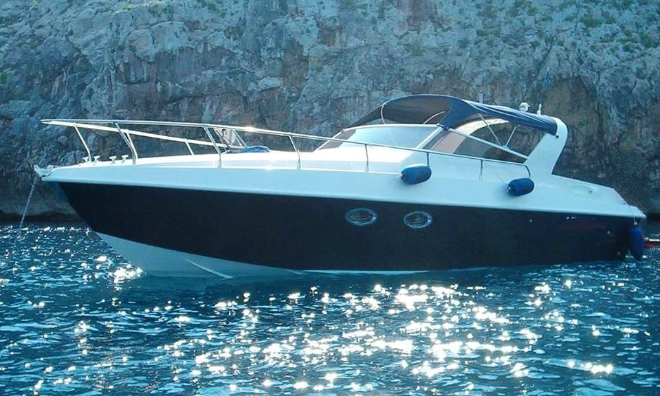 Charter a Motor Yacht in Salento