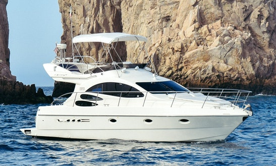 All-inclusive Italian Yacht In Cabo San Lucas
