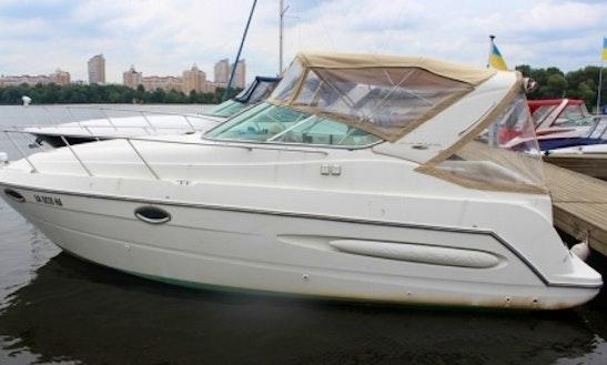 Rent 24' Maxum Motor Yacht In Kyiv, Ukraine