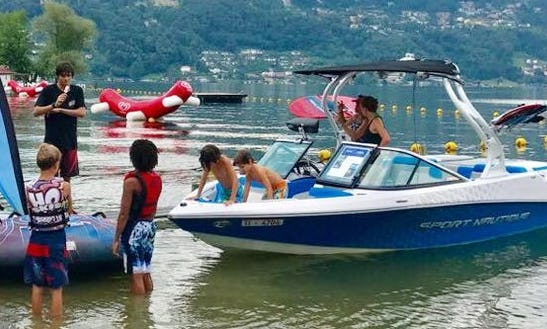 Rent A Bowrider In Agno, Switzerland