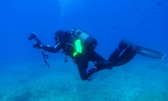Enjoy Diving Courses And Trips In Lucija, Slovenia
