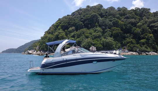 Motor Yacht Charter To Pulau Perhentian