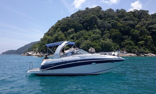 Motor Yacht Rental To Pulau Perhentian