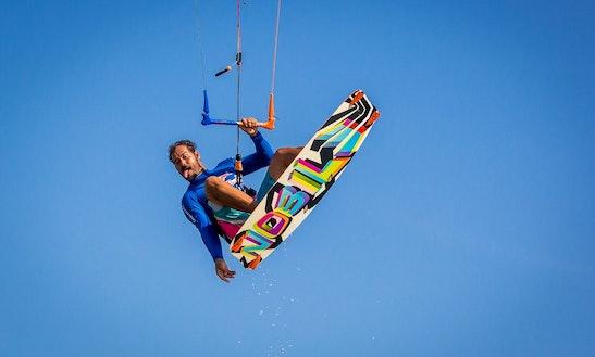 Kiteboarding For Rent In Ornos