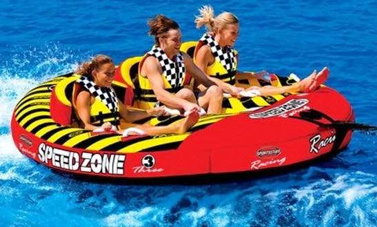 Enjoy Speed Zone Rides In Antalya, Turkey For 3 Pax