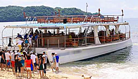 Enjoy Sightseeing In Playas Del Coco, Costa Rica On Power Catamaran