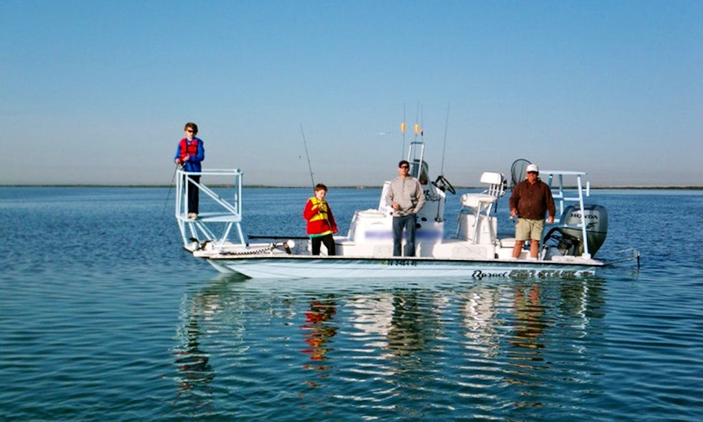 Guided fishing trip charter in south padre island getmyboat for South padre island fishing