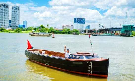 Boat Trips In Ho Chi Minh City