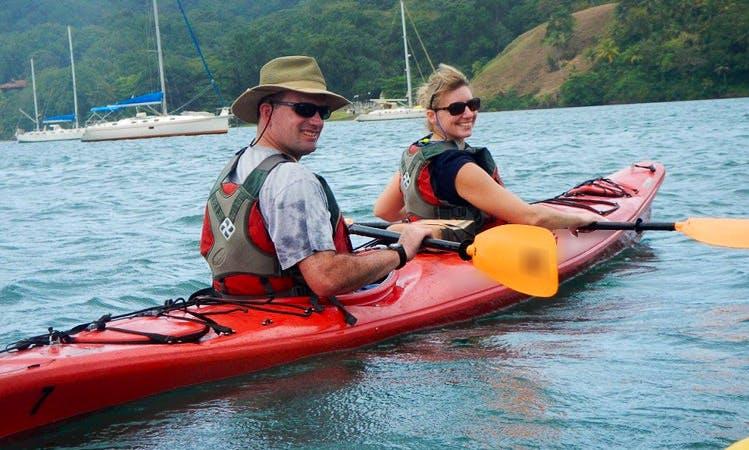Portobelo Sea Kayaking & Snorkeling in Panama