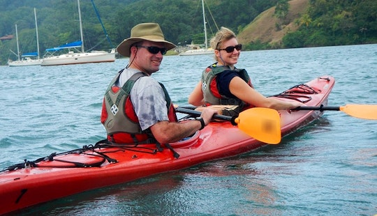 Portobelo Sea Kayaking & Snorkeling In Panama