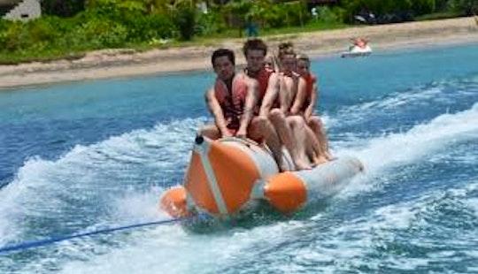 Enjoy Tubing In Denpasar Barat, Indonesia