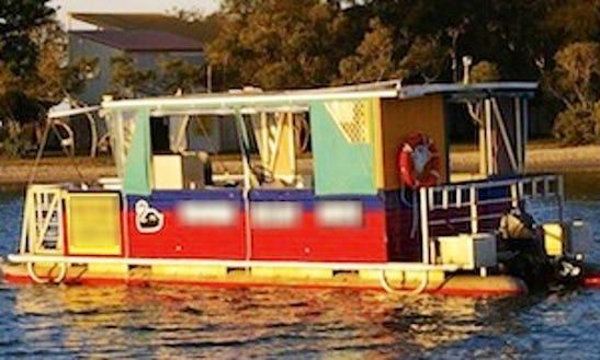 Rent A 12 Person Bbq Pontoon In Queensland, Australia