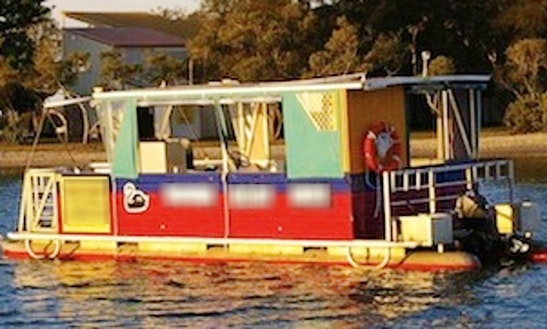 Rent A 12 Person Bbq Pontoon In Queensland, Australia