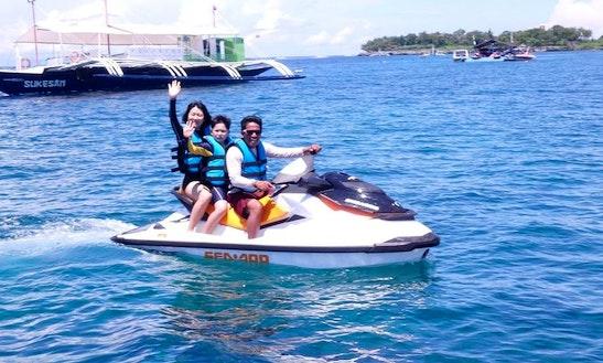 Thrilling Jet Ski Rental In Lapu-lapu City, Philippines