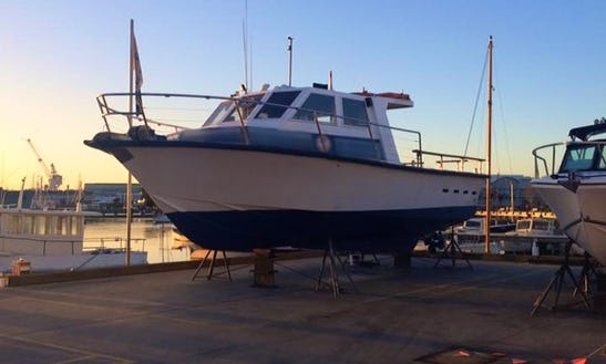 Enjoy Fishing In Williamstown, Victoria With Captain Steve