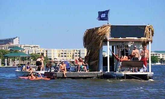 Tiki Hut Rental In Charleston, South Carolina