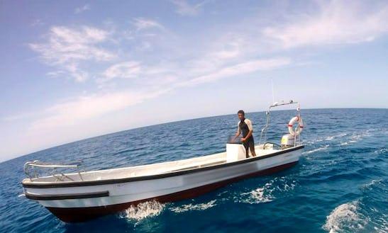 Enjoy Diving In Santa Maria, Cape Verde