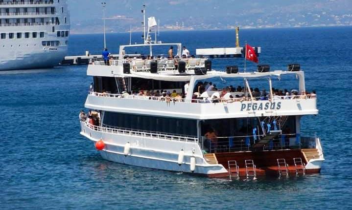 Enjoy Sightseeing to islands in İzmir, Turkey