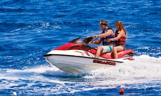 Exciting Jet Ski For Rent In Antalya, Turkey