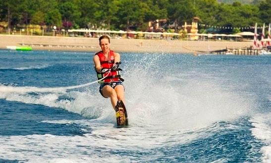 1-hour Wakeboarding In Antalya, Turkey!