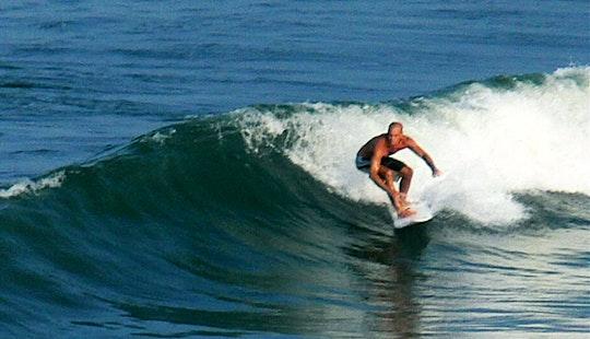 Enjoy Surf Lessons In Antalya, Turkey