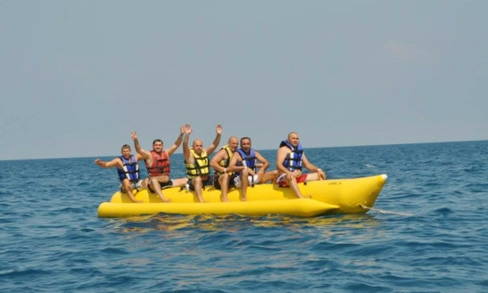 Enjoy Tubing In Antalya, Turkey