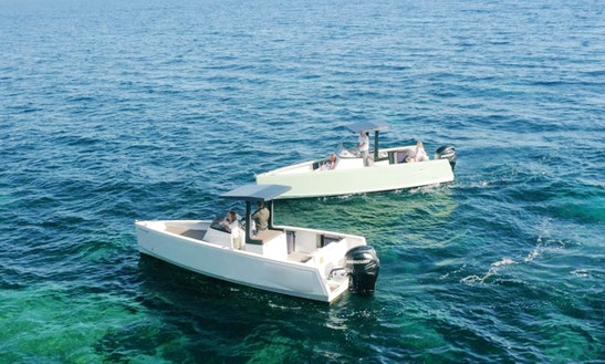 Hire Smartboat 23 Powerboat In Ibiza