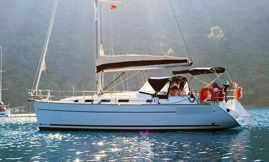 Beneteau Cyclades 39.3 Monohull Charter In Ayamonte